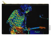 Saturated Blues Rock Carry-all Pouch