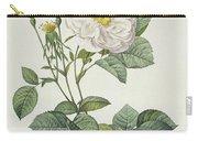 Rosa Alba Foliacea Carry-all Pouch