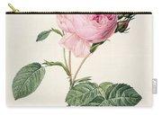 Rosa Centifolia Carry-all Pouch
