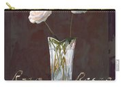 Rosa Rosae Carry-all Pouch