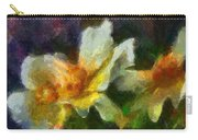 Rosa Rubiginosa Carry-all Pouch