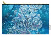 Rosa Stellarum Carry-all Pouch