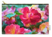 Rose 354 Carry-all Pouch
