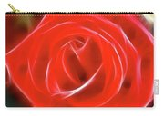 Rose-5827-fractal Carry-all Pouch