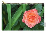 Rose And Day Lily Lives Carry-all Pouch