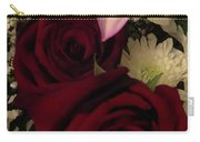Rose And Lily Carry-all Pouch