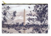 Rose Blossom Monument Carry-all Pouch
