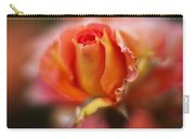 Rose Centerpiece Carry-all Pouch