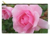 Rose Closeup Carry-all Pouch