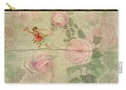 Rose Dancer Carry-all Pouch