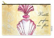 Rose De Provence Carry-all Pouch