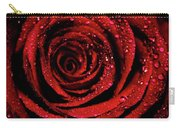 Rose Dew Carry-all Pouch