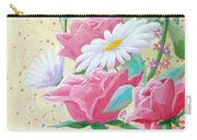 Rose Diptych 2  Carry-all Pouch