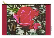 Rose Evening,oil Carry-all Pouch