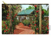 Rose Garden Entrance Carry-all Pouch