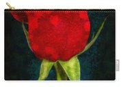 Rose - Id 16236-105012-4033 Carry-all Pouch