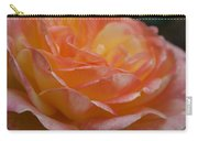 Rose In Yellow And Pink I Carry-all Pouch