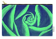 Rose Mint Carry-all Pouch