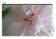 Rose Of Sharon In The Rain Carry-all Pouch