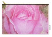 Enjoy A Rose Soft Pastel Carry-all Pouch