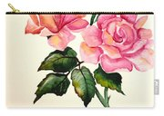 Rose Poem Carry-all Pouch