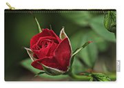 Rose Portrait  Carry-all Pouch