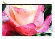 Rose Solitude  Carry-all Pouch
