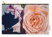 Rose Splendour Carry-all Pouch