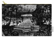 Rose Urn Carry-all Pouch