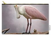 Roseate Spoonbill Costa Rica Carry-all Pouch