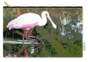 Roseate Spoonbill II Carry-all Pouch