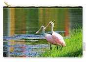 Roseate Spoonbills Carry-all Pouch
