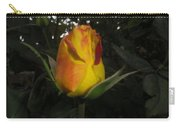 Rosebud #1 Carry-all Pouch