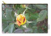 Rosebud #2 Carry-all Pouch