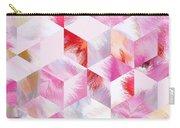 Roselique Cubes Carry-all Pouch