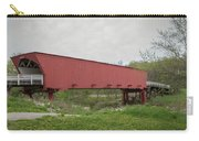 Roseman Covered Bridge 2 Carry-all Pouch