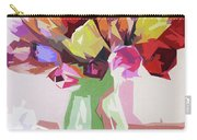 Rosemary's Tulips Carry-all Pouch
