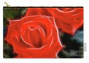 Roses-5814-fractal Carry-all Pouch
