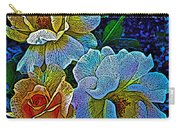 Roses Aglow Carry-all Pouch