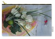 Roses And Chocolate  Carry-all Pouch