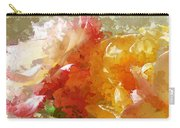 Roses And Crystal Carry-all Pouch