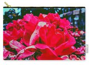 Roses At Mont Alto Carry-all Pouch