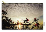Roses At Sea Carry-all Pouch