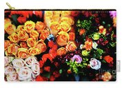 Roses Bouquet Carry-all Pouch