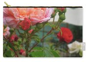 Roses Everywhere Carry-all Pouch