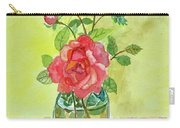Roses For Dorothy Carry-all Pouch