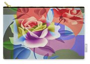 Roses For Her Carry-all Pouch