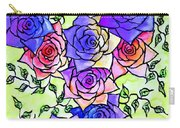 Roses Garden Carry-all Pouch