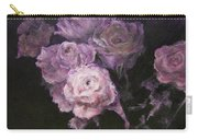 Roses In Mauve Carry-all Pouch