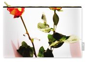 Roses In The Light Carry-all Pouch